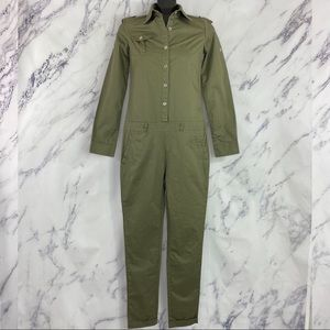 HDY Haoduoyi Long Sleeve Jumpsuit/Overall  NWT